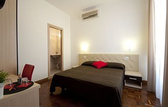 Standardzimmer Castel Sant'Angelo Inn