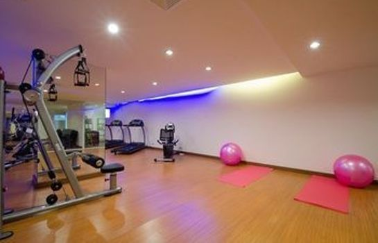 Installations sportives iCheck Inn Residences Sathorn