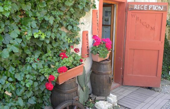 Empfang Country Resort Il Frassine