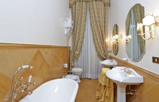 Badezimmer Short Stay Rome Apartments Termini