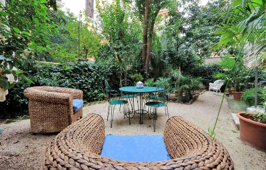 Terrasse Short Stay Rome Apartments Termini