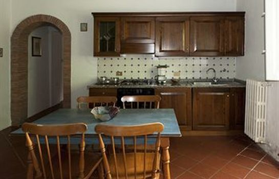 Kitchen in room Torre degli Onesti