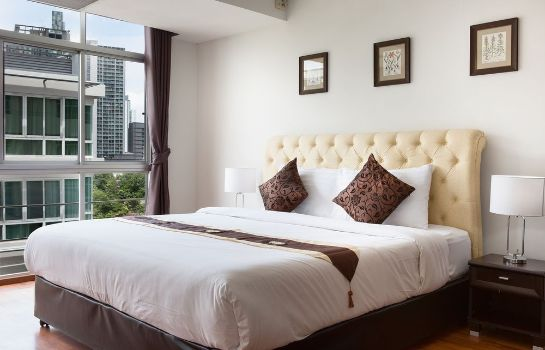 Standaardkamer The Capital Hotel Sukhumvit 30/1