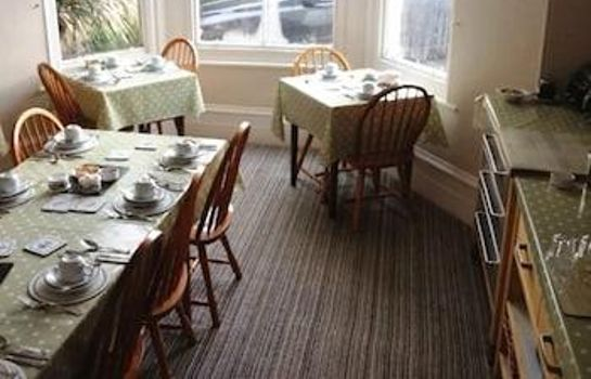 Restaurant Donnington Guest House