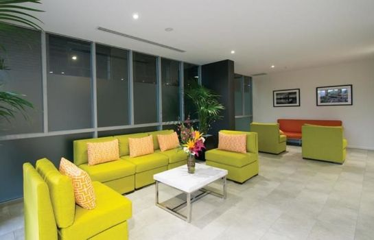 Hol hotelowy Oaks South Yarra