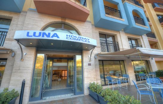 Exterior view Luna Holiday Complex