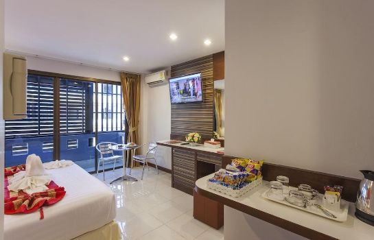 Standardzimmer Patong Max Value Hotel