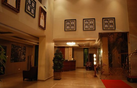 Lobby Times Square Suite Hotel