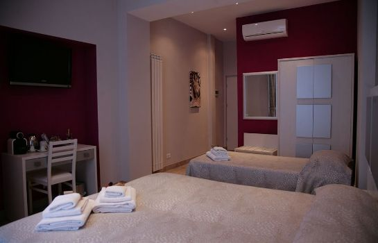 Einzelzimmer Standard Five Rooms Rome