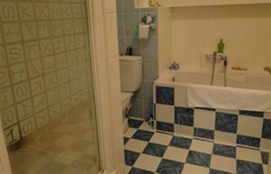 Bathroom B&B La Villa Zarin