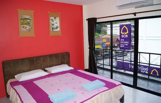 chambre standard Pineapple Guesthouse