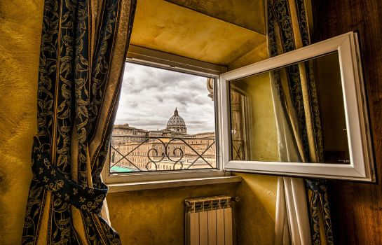 Standardzimmer A View of Rome