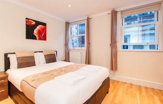 Vista exterior Southwark Serviced Apartments
