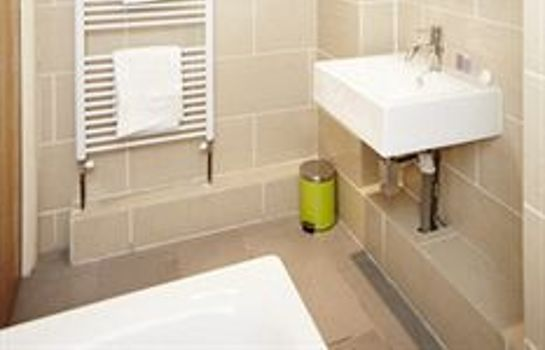 Cuarto de baño Southwark Serviced Apartments