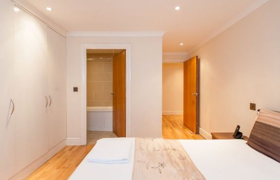 Habitación estándar Southwark Serviced Apartments