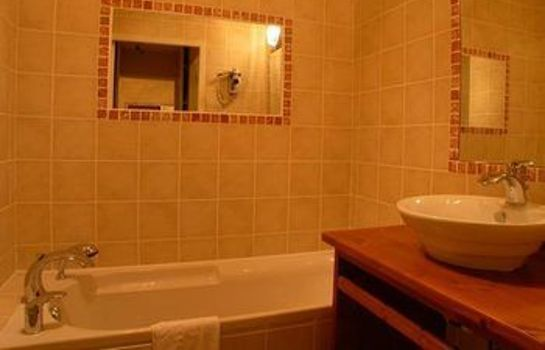 Bagno in camera Hotel Mont Thabor