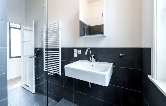 Badezimmer De Pijp Boutique Apartments