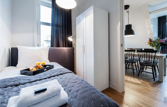 Standardzimmer De Pijp Boutique Apartments