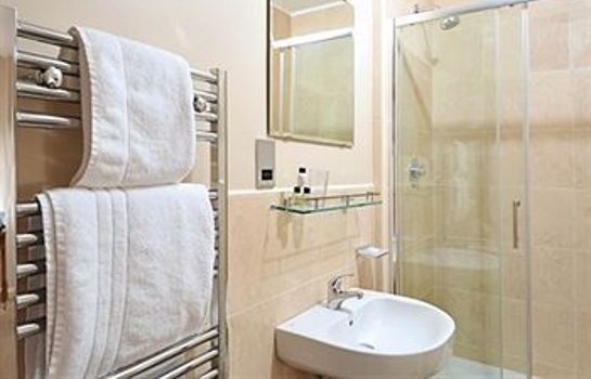 Bagno in camera The Fishermans Arms Hotel