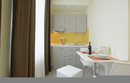 Kitchen in room Hotel Agrigento Home