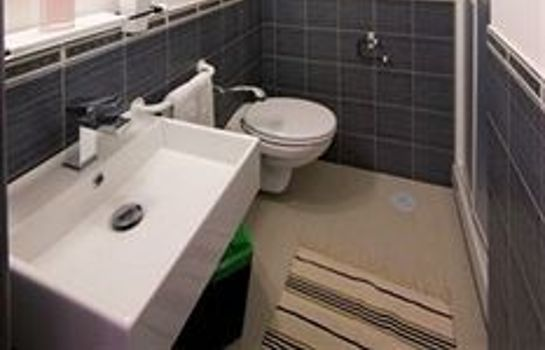 Bagno in camera Belvedere Sorrento Bed and Breakfast