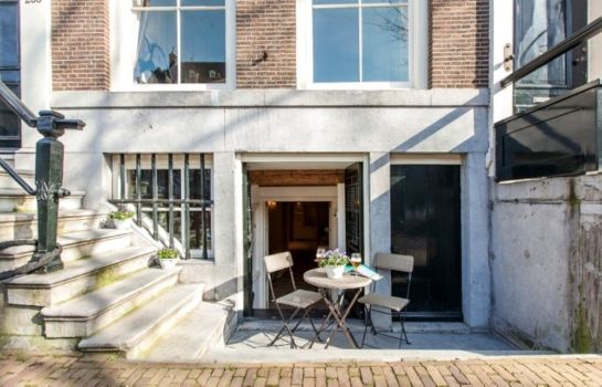 Exterior view Herengracht Residence