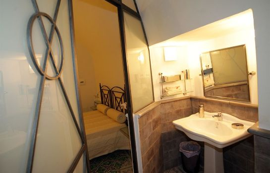Bagno in camera B&B Nerone