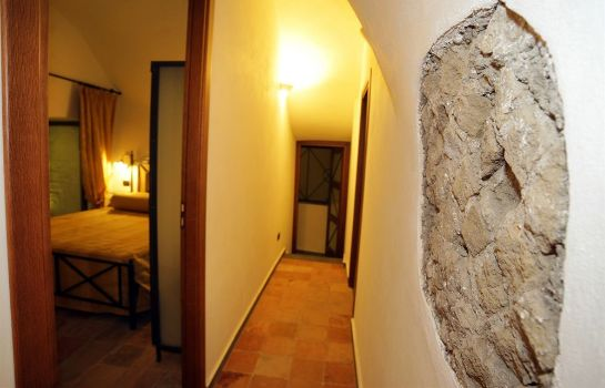 Vista all'interno B&B Nerone
