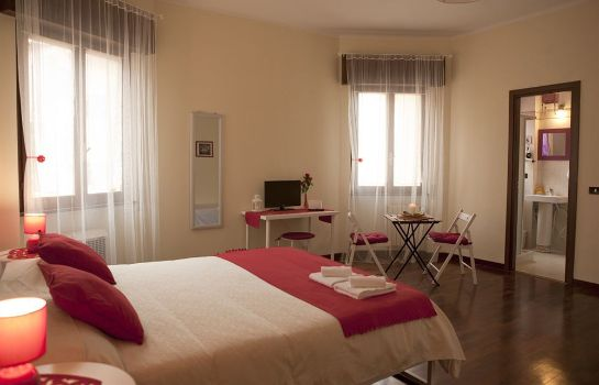 Einzelzimmer Komfort B&B my Sunrise in Rome