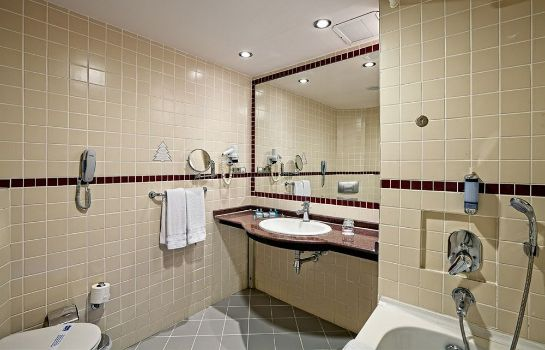 Bagno in camera Jeans Club Hotels Saphire