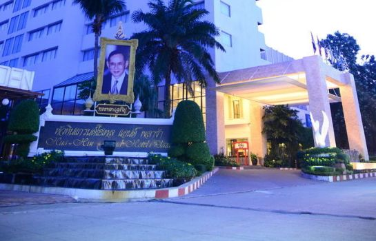 Vista exterior Hua Hin Grand Hotel and Plaza