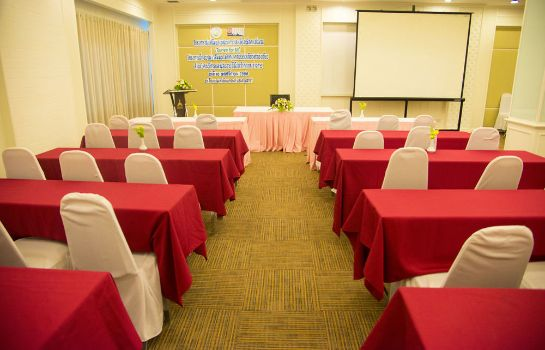 Sala de reuniones Hua Hin Grand Hotel and Plaza