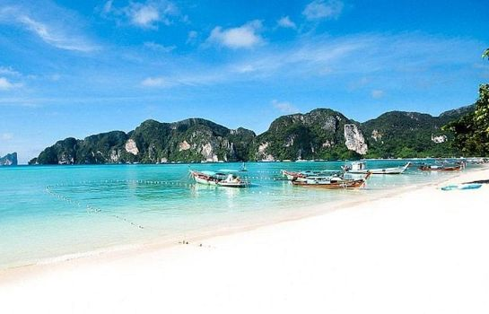 Strand Phi Phi Andaman Beach Resort