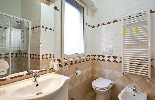 Nice Bathroom La Porta