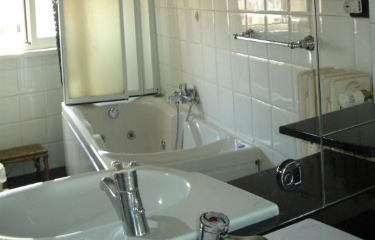 Badezimmer Girasolereale City Apartment Rome