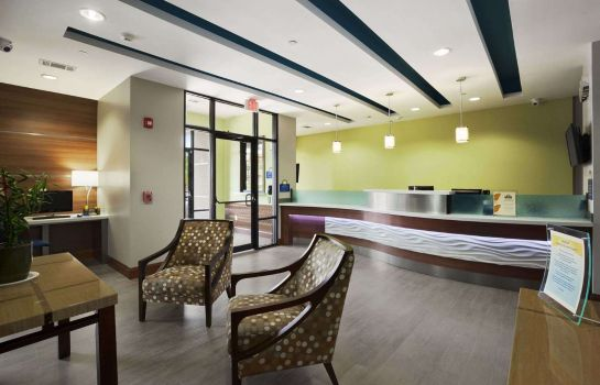 Hotelhal Days Inn & Suites Houston North/spring