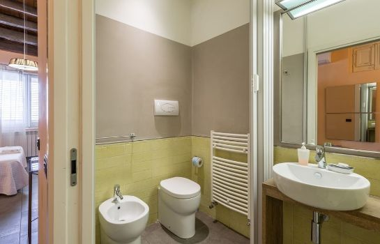 Bagno in camera Sant'Agostino B&B