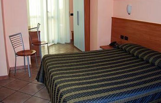 Standardzimmer Hotel Salerno
