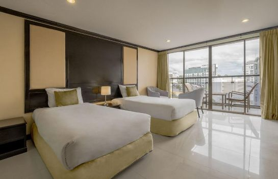 Standardzimmer Mike Beach Resort Pattaya