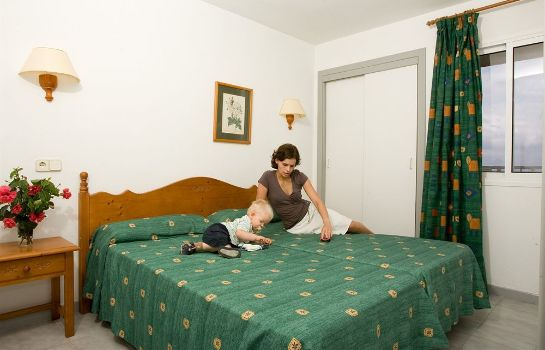 Standardzimmer Apartamentos HSM Calas Park - All Inclusive