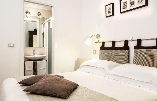 Badezimmer Arco del Lauro Bed & Breakfast