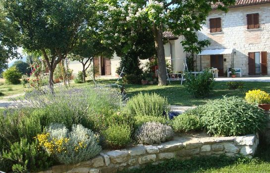 Garten Fontecese Bed and Breakfast