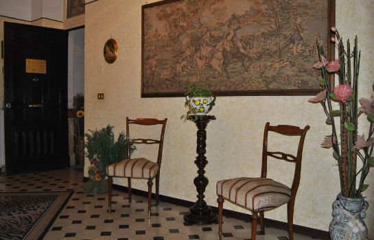 Vista all'interno Bed and Breakfast D'Angelo