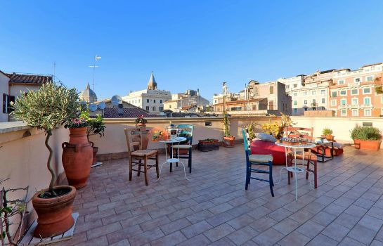 Terrasse mok'house-B&B