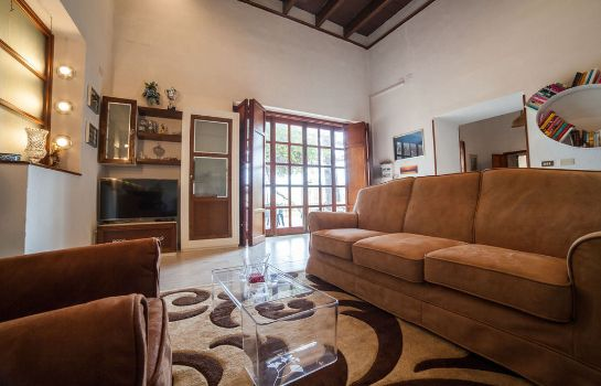 Hotelhalle Bed and Breakfast Villa Amodeo