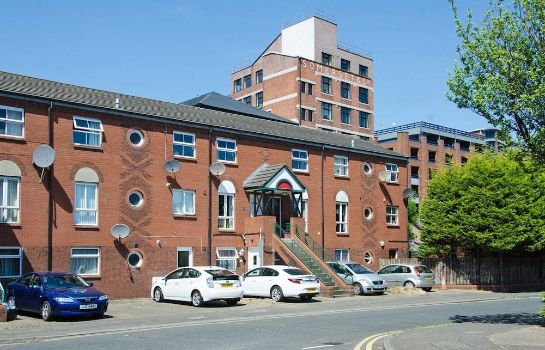 Info Central Belfast Apartments: Salisbury
