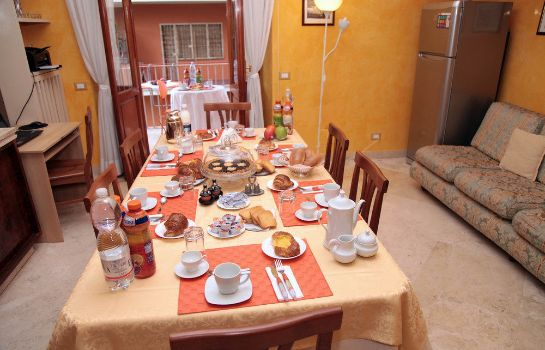 Restaurant Kosher B&B The Home in Rome