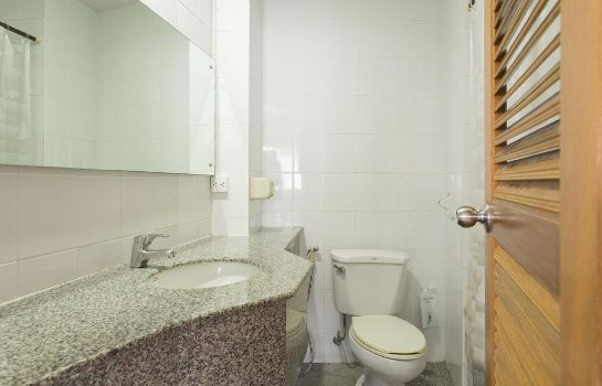 Bagno in camera City Hotel
