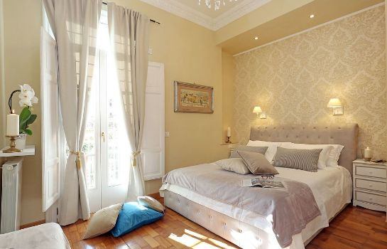 Innenansicht Liberty Rome Suites