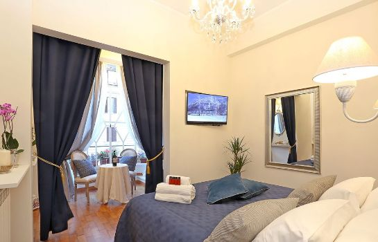 Standardzimmer Liberty Rome Suites